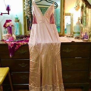 Free People Gown NWOT